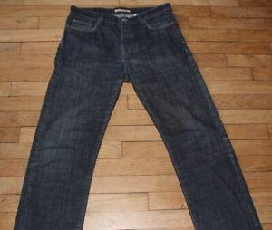 JOHN-VARVATOS-Jeans-pour-Homme-W-33-L-34-Taille-Fr-42-Ref-J142