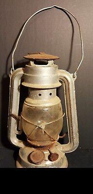 Vintage Germany Kerosene Lamp Antique Lantern Oil Glass ...
