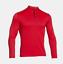 New-Mens-Under-Armour-Muscle-ColdGear-Heatgear-Grid-1-2-Zip-Top-Jacket thumbnail 3