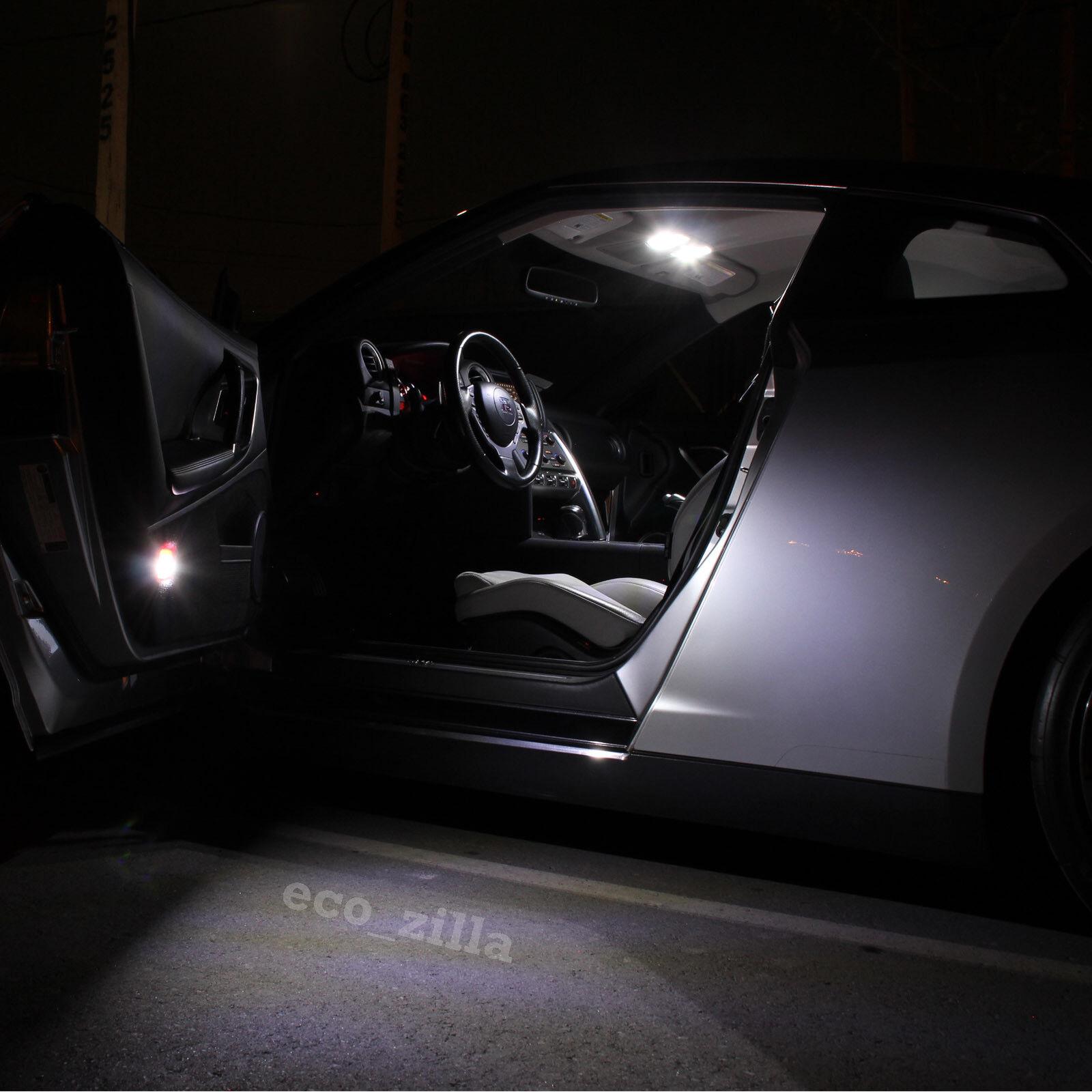 Acura Mdx Accessories >> For 2007 2013 Acura Mdx White Led Interior Light Accessories