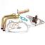 Turbocharger-2000-882-210-Turbo-Install-Kit-For-SUBARU-Mitsubishi-TD04L-TF035HM thumbnail 2