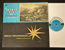 SESAC LP The Knightsbridge Strings And The Knightsbridge Chorale Sesac 1703