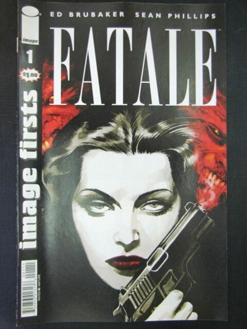 Image Comics: IMAGE FIRST: FATALE #1 MAY 2013 # 27A43