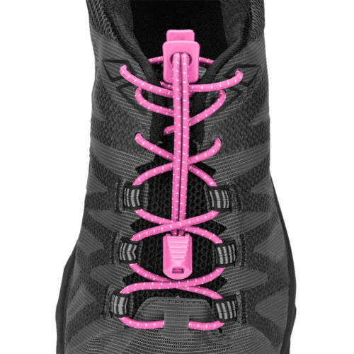 Nathan Lock Laces Running Jogging Cycling Triathlon No Tie Shoe Lace Sports