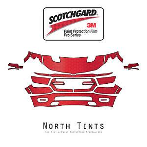 3M Scotchgard Paint Protection Film Pro Series 2013-2015 Dodge Ram 1500 Sport