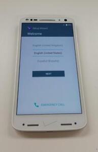 Motorola-Droid-Turbo-2-XT1585-32GB-White-Verizon-UNLOCKED-GREAT-Super-Sale