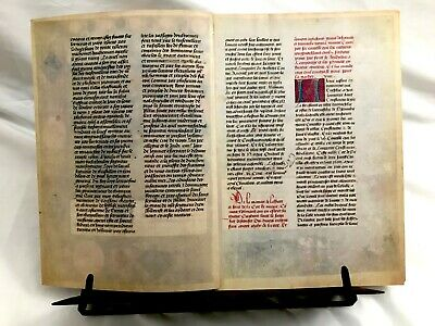 AD 1472 Premium Facsimile Overseas Expeditions By The French