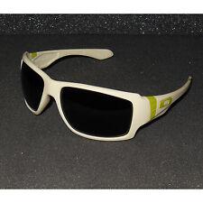 New Oakley Big Taco Sunglasses Matte Bone/Dark Grey Sonnenbrille Lunettes USA
