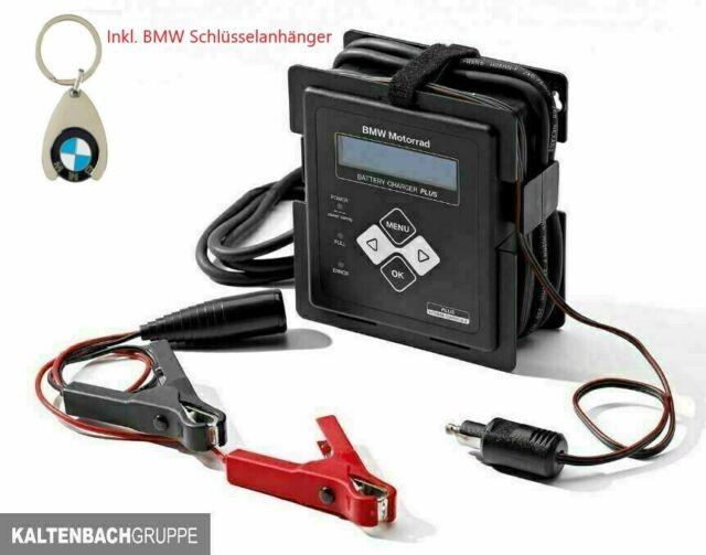 Original BMW Chargeur de Batterie Moto Plus 77022470950 Nouveau Modèle