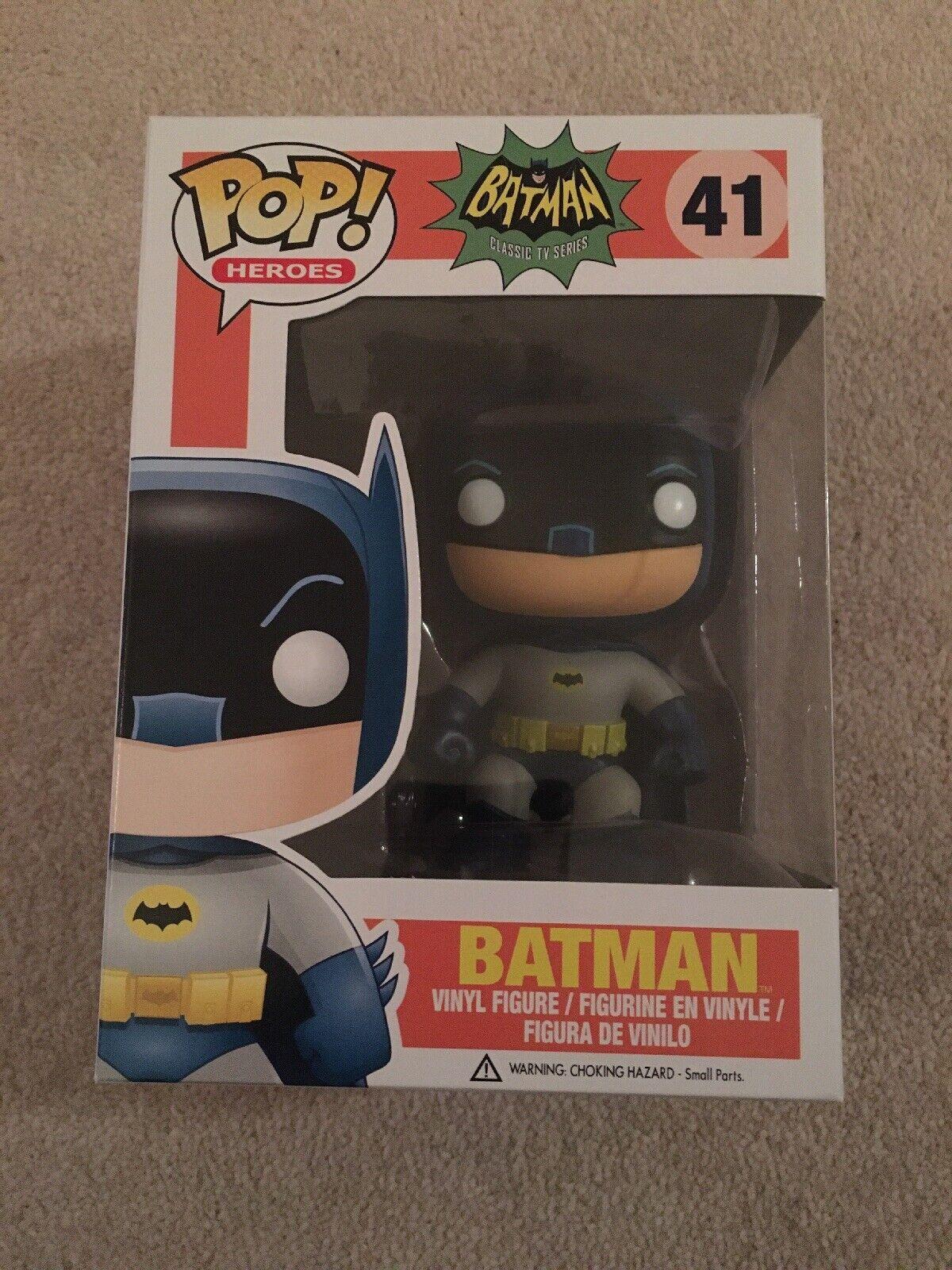 Batman 1966 Pop Heroes  41 NEW RARE