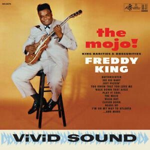 Freddy-King-MOJO-RARITIES-OBSCURITIES-Limited-BF-RSD-2019-New-Colored-Vinyl-LP