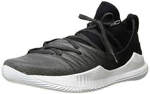 Under Armour Curry 5 Blk/wht SNEAKERS