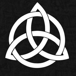 Keltisches Symbol Var1 Celtic Mystik Wikinger Wandtattoo
