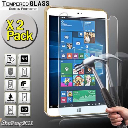 2 Pack Tempered Glass Screen Protector For ONDA V80 Plus Teblet