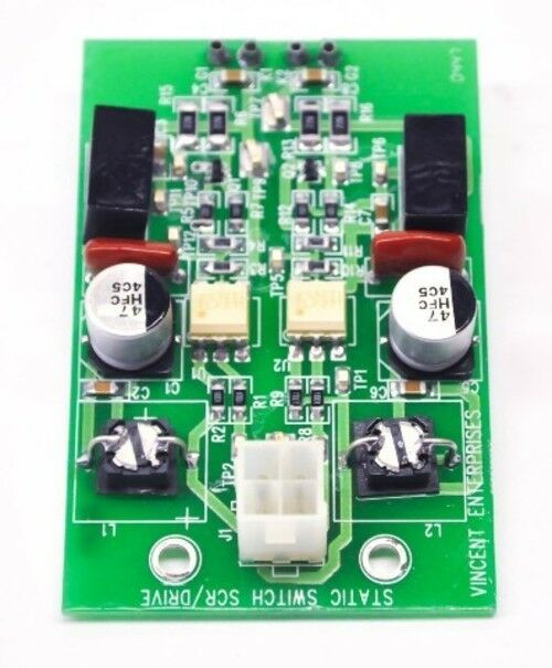 Vicent Enterprises 10245SM-SSDR New Static Switch SCR Drive PCA PCB PLC
