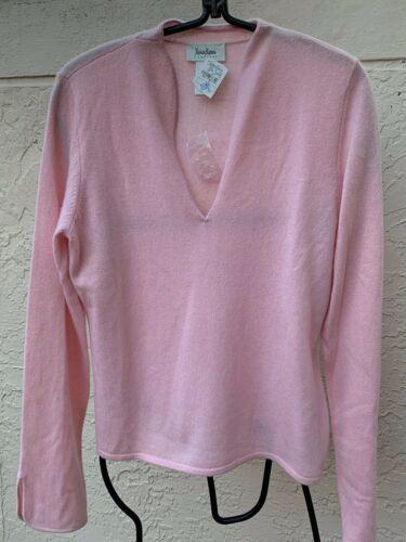 Xl Baby Cashmere Sweater Nwt Farve Marcus Sz 100 Pink Neiman zqxwtUW1gf