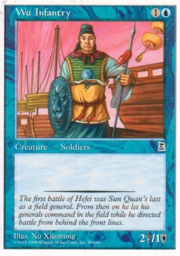 Three KingdomsMagic MTG Wu InfantryEXPortal