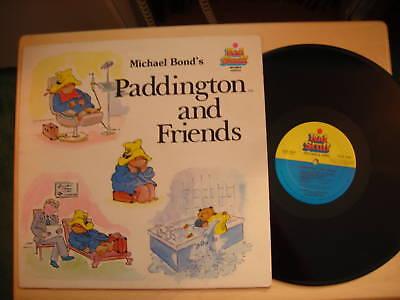 Kid Stuff Record Paddington And Friends Lp 1982 Ebay