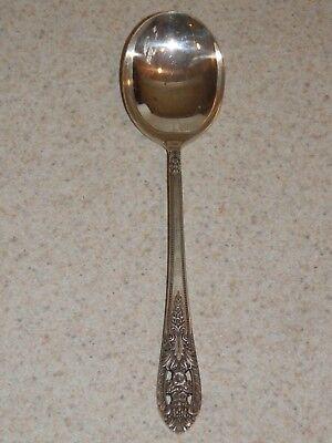 Sterling Silver Flatware International Crown Princess Sugar Spoon