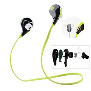 QCY-Q-Y7-Noise-Isolation-Wireless-Bluetooth-Headset-Green