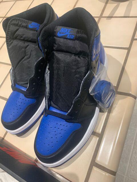 design de qualité 7aebd 25f8a Nike Air Jordan 1 Royal Blue High Retro OG 2017