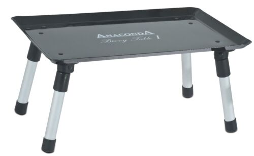Anaconda Bivvy Table I Ablagetisch für Zelt Tisch Campingtisch 39x24cm 7150000