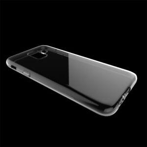 para-Samsung-Galaxy-A6-A600-2018-Funda-de-silicona-Bolsa-Transparente