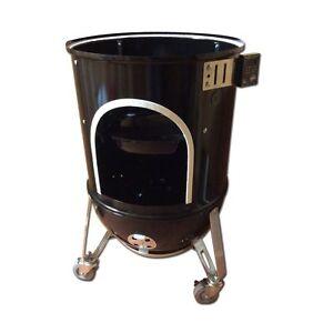 easy stick tm weber smokey mountain gasket hi temp nomex seal mod 18 5 22 5 wsm ebay. Black Bedroom Furniture Sets. Home Design Ideas