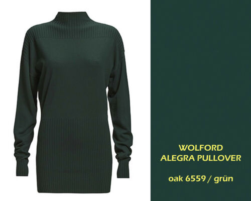Alegra extragrande Oak M • Wolford Suéter Suéter largo Ovp 7nqxUFZ5wv