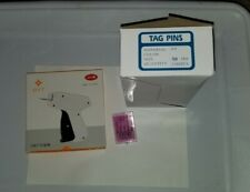 Clothing Price Label Tagging Tag Gun With 5000 Barbs 5 Needles New
