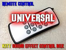 Firebird 82~92 KNIGHT RIDER SCANNER [swoosh...] sound effect Remote Control Box
