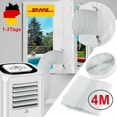 Klimaanlage Auslass Fensterabdichtung für mobile Klimageräte Ablufttrockner 3M