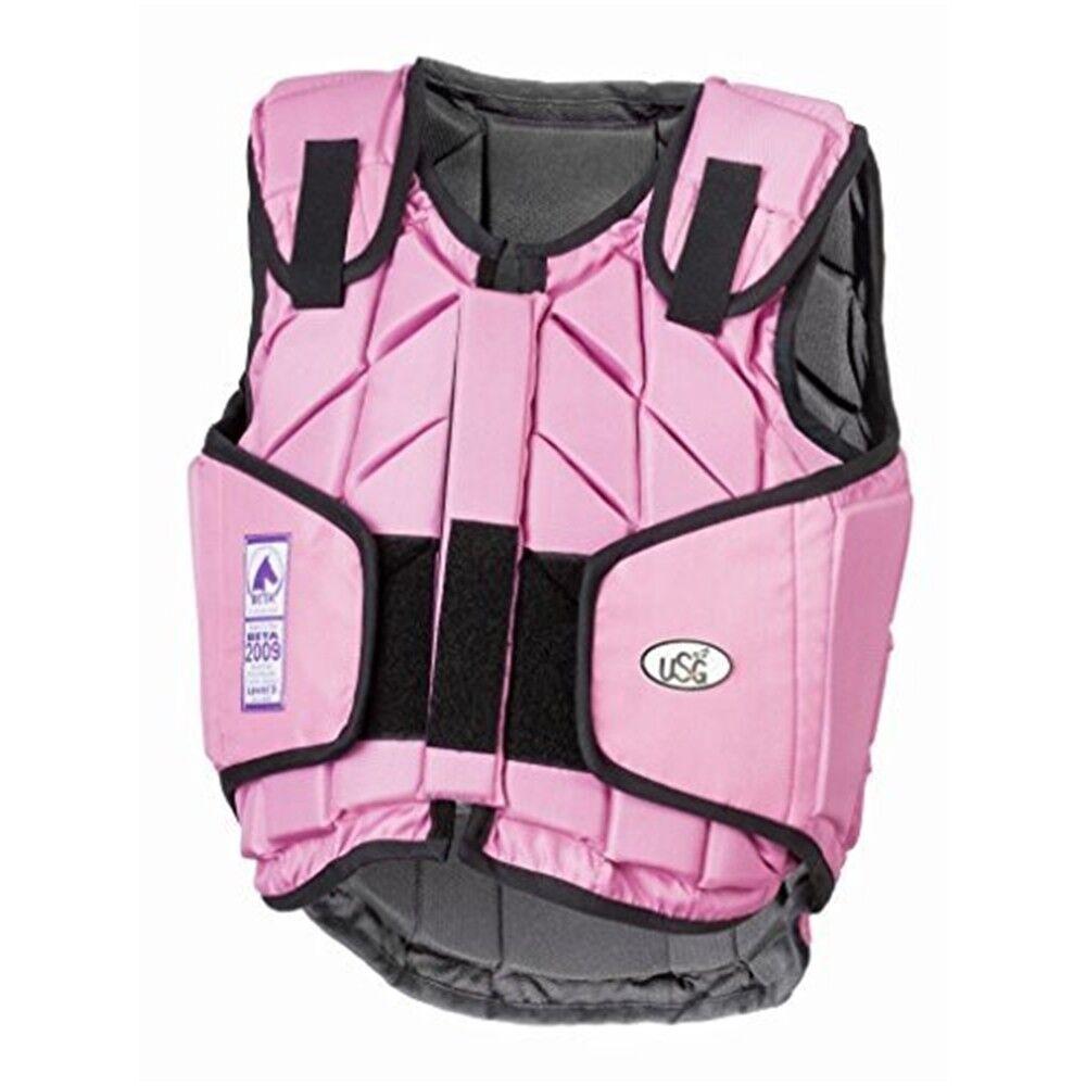 Usg Body Protector Eco-flexi Child Rosa x Large Childrens - Ecoflexi Childrens Large 3 8612c7