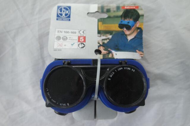 LUX Schweisser-Schutzbrille EN 166-169 Stufe5  102999