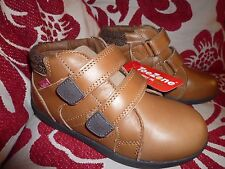 Light Brown Leather Boots/Shoes Size 11 - TU At Sainsbury's New With Tags