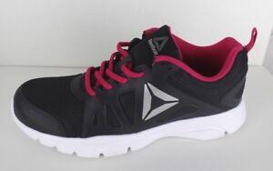 Zapatos Memoria ' 2 Enseñar Negro Reebok 0 Rosa Trainfusion Lluvia Nueve Mujer CqwxfPR