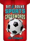 Sports Crosswords by Ian Livengood (Paperback / softback)