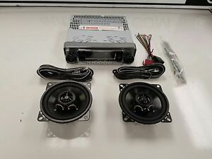 Details about Mercedes Benz 107 Chassis 1972-1980 Bluetooth/CD/AUX upgrade  sound system