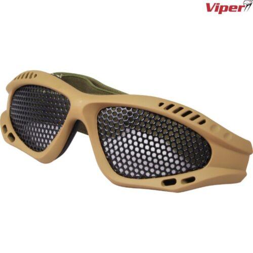 VIPER TACTIQUE MESH Lunettes de protection Lunettes de sécurité paintball airsoft