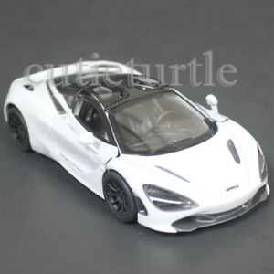 kinsmart mclaren 720s 1 36 diecast toy car kt5403d white. Black Bedroom Furniture Sets. Home Design Ideas