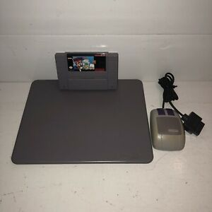 VGC-Mario-Paint-SNES-with-Mouse-Pad-Mouse-Controller-Fun-Super-Nintendo