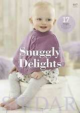 Sirdar Snuggly Delights Book 507  17 knits for baby and children