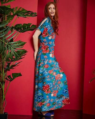 Split sleeve maxi dress from SIMPLY BE uk size 22 bnwt