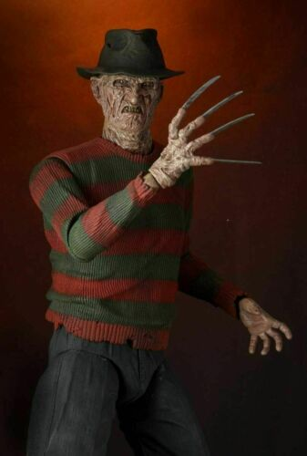 "NECA 18/"" Freddy Krueger Nightmare on Elm Street parte 2 FREDDY VENDETTA Figura"