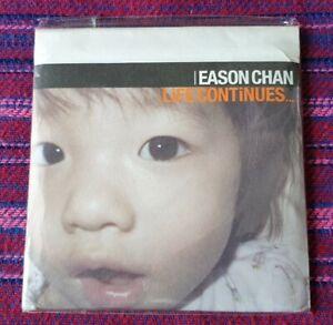 Eason-Chan-Life-Goes-On-Hong-Kong-Press-Cd