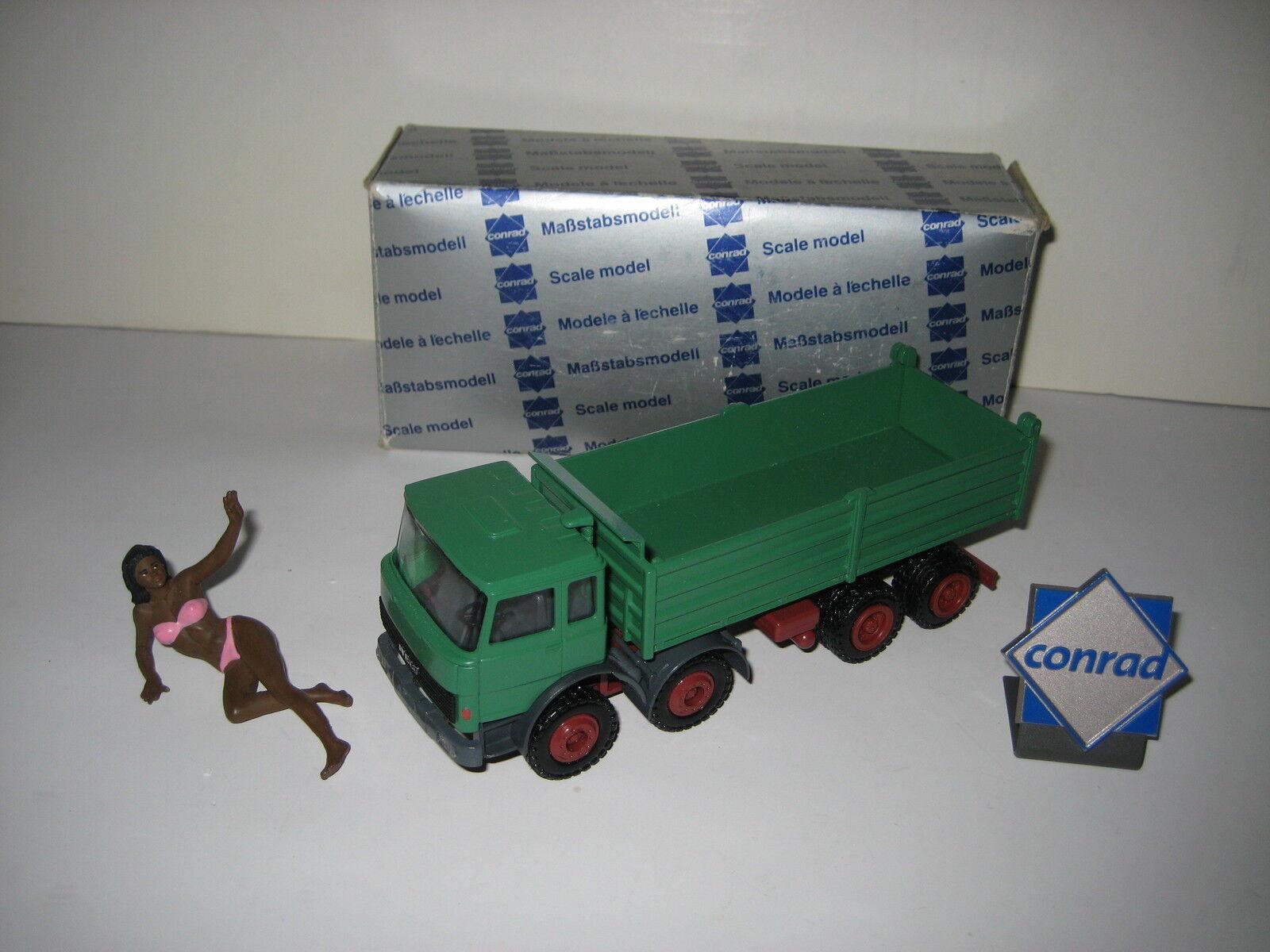 Iveco 4-alineación kipper verde  5274.2 Conrad 1 50 50 50 OVP 04a161