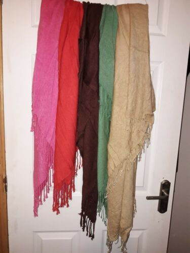 shawls Soft light weight scarves