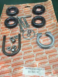 M Benz W 110 190 Dc 61-65 200 D 65-66 Nageoire Système D'échappement Vente D'éTé SpéCiale