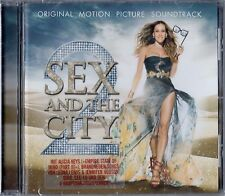 SEX AND THE CITY 2 - ORIGINAL MOTION PICTURE SOUNDTRACK / CD - NEU