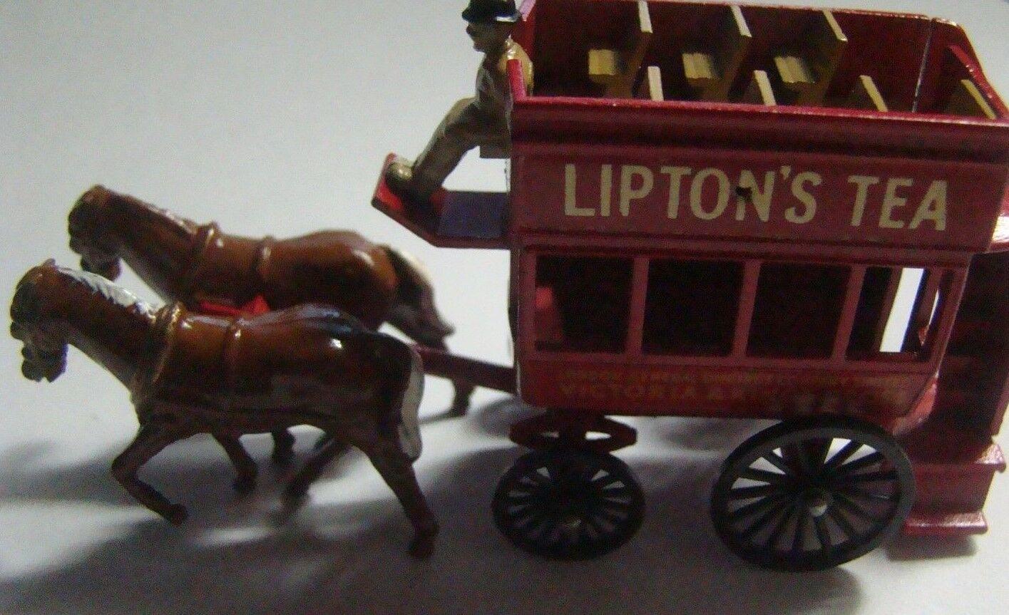 venta mundialmente famosa en línea Lesney Matchbox Matchbox Matchbox y9 Liptons 1959  mejor precio